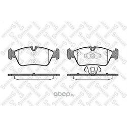 Комплект тормозных колодок (Stellox) 395060SX