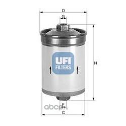 Топливный фильтр (UFI) 3150600