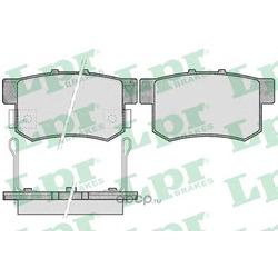 Комплект тормозных колодок, дисковый тормоз (Lpr) 05P508