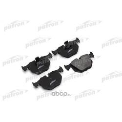Колодки тормозные дисковые задн BMW: 725-735 94- (PATRON) PBP1483