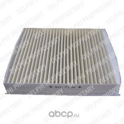 Фильтр салона угольный (Delphi) TSP0325059C