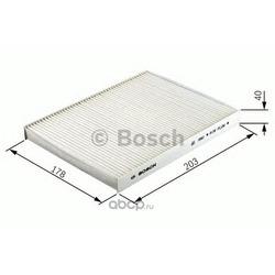 Фильтр, воздух во внутреннем пространстве (Bosch) 1987432434