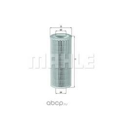 Масляный фильтр (Mahle/Knecht) OX381D
