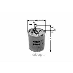 Топливный фильтр (Clean filters) DN1904