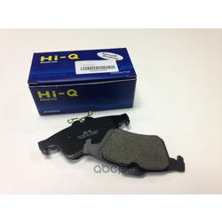 """Колодки тормозные задние """"""""Hi-Q (Sangsin brake) SP2091"""