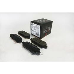 Колодки тормозные NISSAN INFINITI FX35 S50,S51, MURANO Z50, X-TRAIL T30, QASHQAI (KOTL) 3294KT