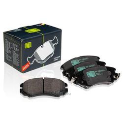 Колодки тормозные дисковые (Trialli) PF084501