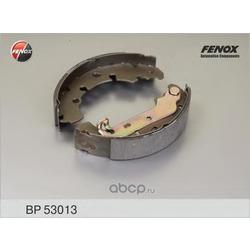 Комплект тормозных колодок (FENOX) BP53013