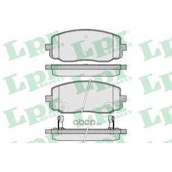 Комплект тормозных колодок, дисковый тормоз (Lpr) 05P1220