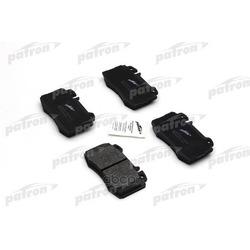 Колодки тормозные дисковые передн MERCEDES-BENZ: M-CLASS 98-05, S-CLASS 98-05, S-CLASS купе 99-06, SL 98-01 (PATRON) PBP1426