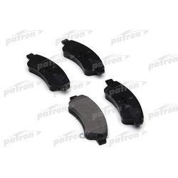 Колодки тормозные дисковые передние (PATRON) PBP1399