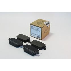 Колодки тормозные LAND ROVER: FREELANDER 2 3.2/3.2 i6 HSE 4x4 06- (KOTL) 1709KT