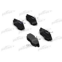 Колодки тормозные дисковые передн CITROEN: C2 03-, C3 02- (PATRON) PBP1542