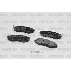 Колодки тормозные дисковые передн CHEVROLET: EVANDA 05-, TACUMA 00, REZZO 00- / DAEWOO: LEGANZA 99-02, REZZO 00- (произведено в Корее) (PATRON) PBP1348KOR