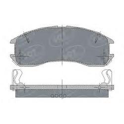 Колодки торм.FR (SCT) SP149