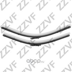 Щетки стеклоочистителя переднего (комплект - 2 шт.) (ZZVF) ZVMW240