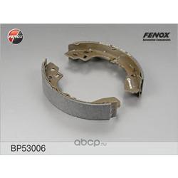 КОЛОДКИ ТОРМОЗНЫЕ БАРАБАННЫЕ FENOX (FENOX) BP53006