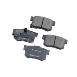 Дисковые тормозные колодки (Friction Master) MKD1086