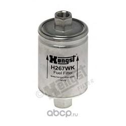 Топливный фильтр (Hengst) H267WK