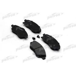 Колодки тормозные дисковые передние (PATRON) PBP1424