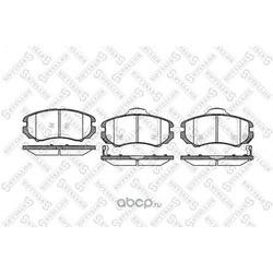Комплект тормозных колодок (Stellox) 964002BSX