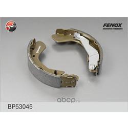 КОЛОДКИ ТОРМОЗНЫЕ БАРАБАННЫЕ FENOX (FENOX) BP53045