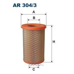 Фильтр воздушный Filtron (Filtron) AR3043