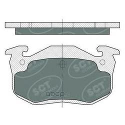 Колодки торм.RR (SCT) SP385