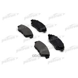 Колодки тормозные дисковые передние (PATRON) PBP776