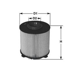 Топливный фильтр (Clean filters) MG1662