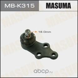 Опора шаровая (Masuma) MBK315