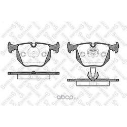 Комплект тормозных колодок (Stellox) 392020BSX