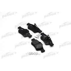 Колодки тормозные дисковые задние (PATRON) PBP1526