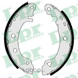 Комплект тормозных колодок (Lpr) 04990