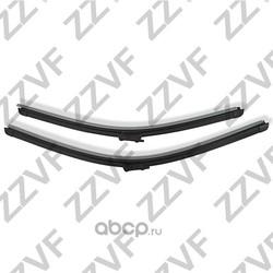 Щетки стеклоочистителя переднего (комплект - 2 шт.) (ZZVF) ZV29AQ