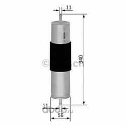Топливный фильтр (Bosch) 0450905942