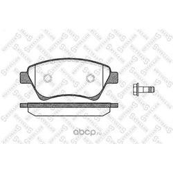 Комплект тормозных колодок (Stellox) 987000BSX