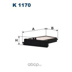 Фильтр салонный Filtron (Filtron) K1170