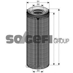 Масляный фильтр (PURFLUX) L444