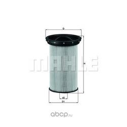 Топливный фильтр (Mahle/Knecht) KX69
