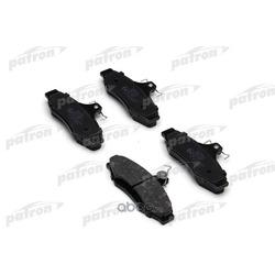 Колодки тормозные дисковые задн DAEWOO: LEGANZA 97-, NUBIRA 97-, NUBIRA Wagon 97-, NUBIRA седан 97- (PATRON) PBP1336