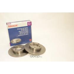 Тормозной диск (Klaxcar) 25705Z