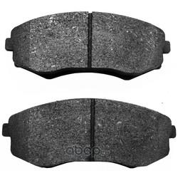 Колодки тормозные передние (Dextrim) KR0210032