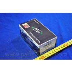 Комплект тормозных колодок (Parts-Mall) PKB021