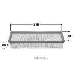 Фильтр воздушный (VIC) A2017
