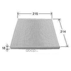 Фильтр, воздух во внутренном пространстве (VIC) AC102E