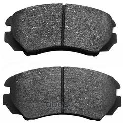 Колодки тормозные передние (Dextrim) KR0410031