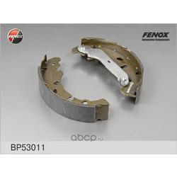 Колодка тормозная барабанная (FENOX) BP53011