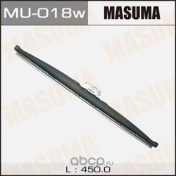 Щетка стеклоочистителя (Masuma) MU018W