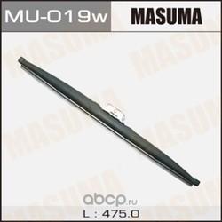 Щетка стеклоочистителя (Masuma) MU019W